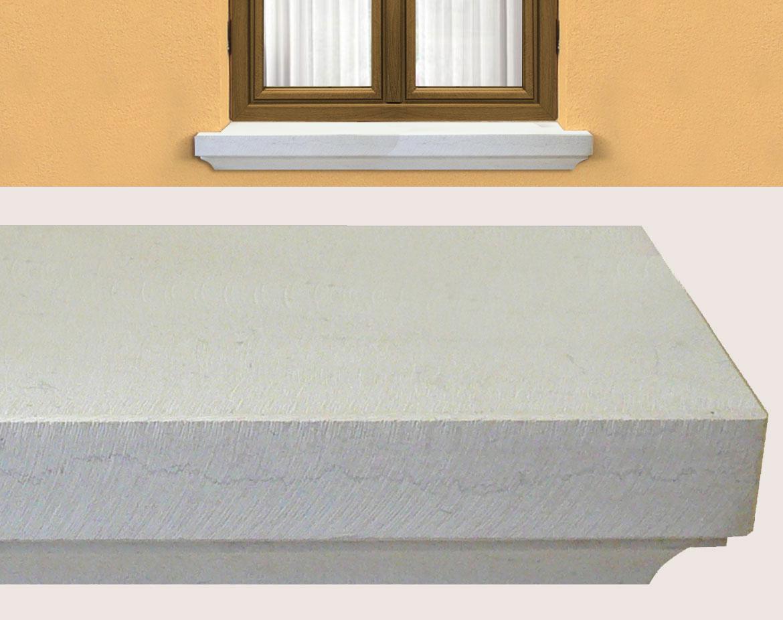 Realizzazione davanzali finestre in provincia di venezia - Coibentazione davanzali finestre ...