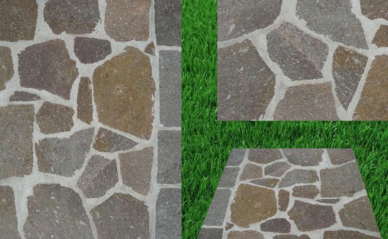 Realizzazione pavimenti esterni palladiana in provincia di for Pavimento esterno in porfido